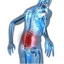 Darmproblemen en rugpijn