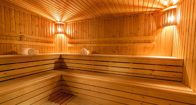 Zuur uitzweten in sauna