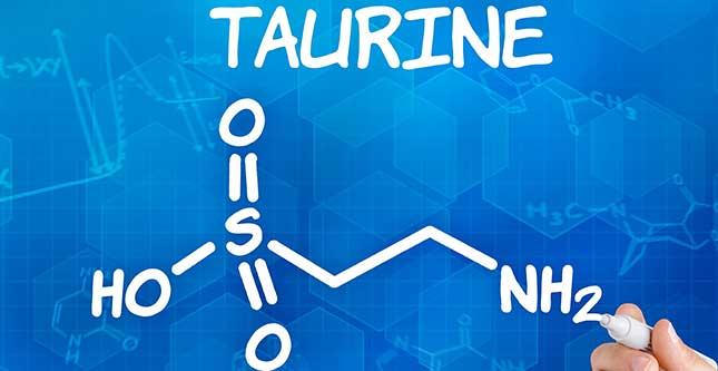 Taurine: het meest weelderige aminozuur