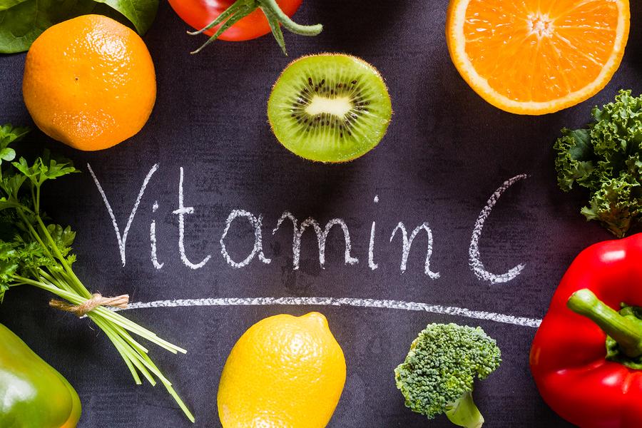 intraveneus vitamine c