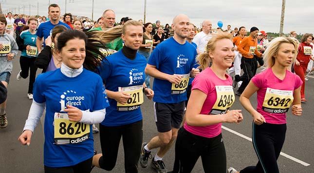 Blessures vermijden bij marathontraining