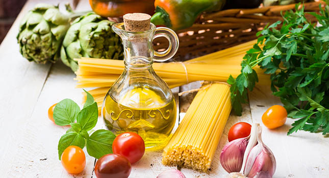Mediterraan dieet vermindert kans op osteoporose bij vrouwen