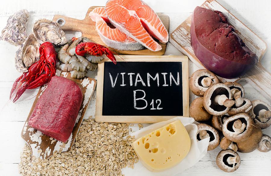 voedingsmiddelen met veel vitamine b12