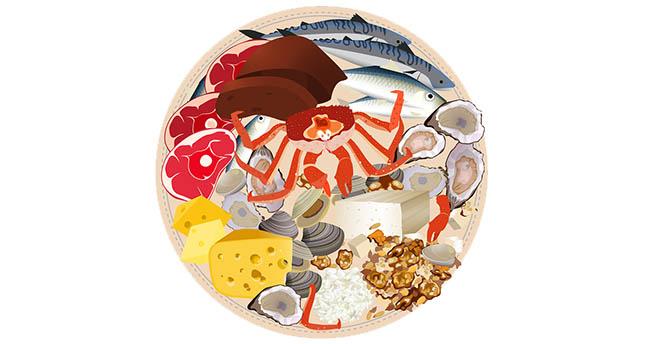 Vitamine-B12-verzameling
