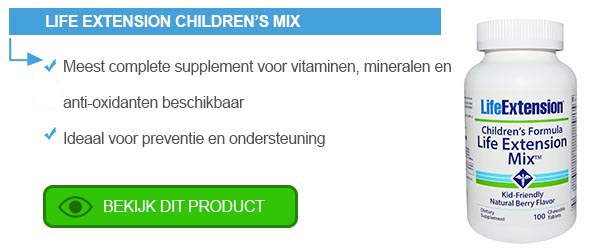 Life Extension Children's Mix