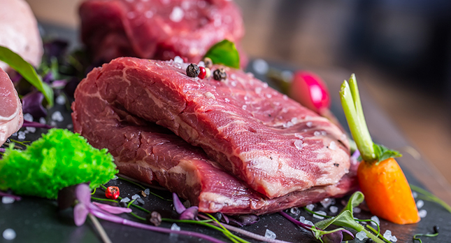 Welk voedsel bevat een hoog niveau aan urinezuur?