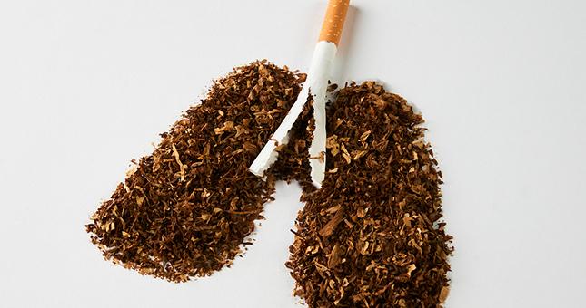 Roken ongezond