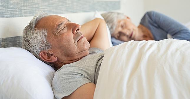 Een dutje doen helpt tegen hoge bloeddruk