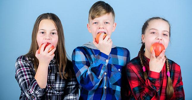 Zijn tussendoortjes gezond of ongezond?