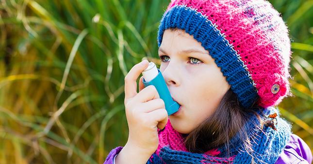 Omega-3 kan helpen bij astma bij kinderen